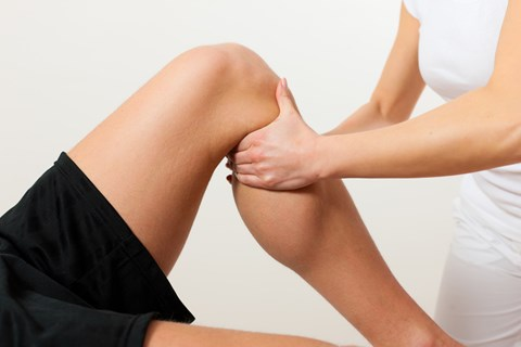 Injury Rehabilitation Massage